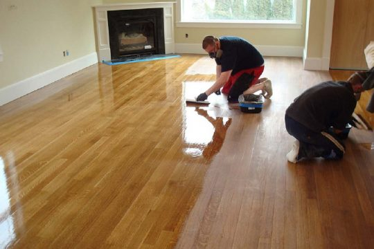18 Wood Floor Refinishing